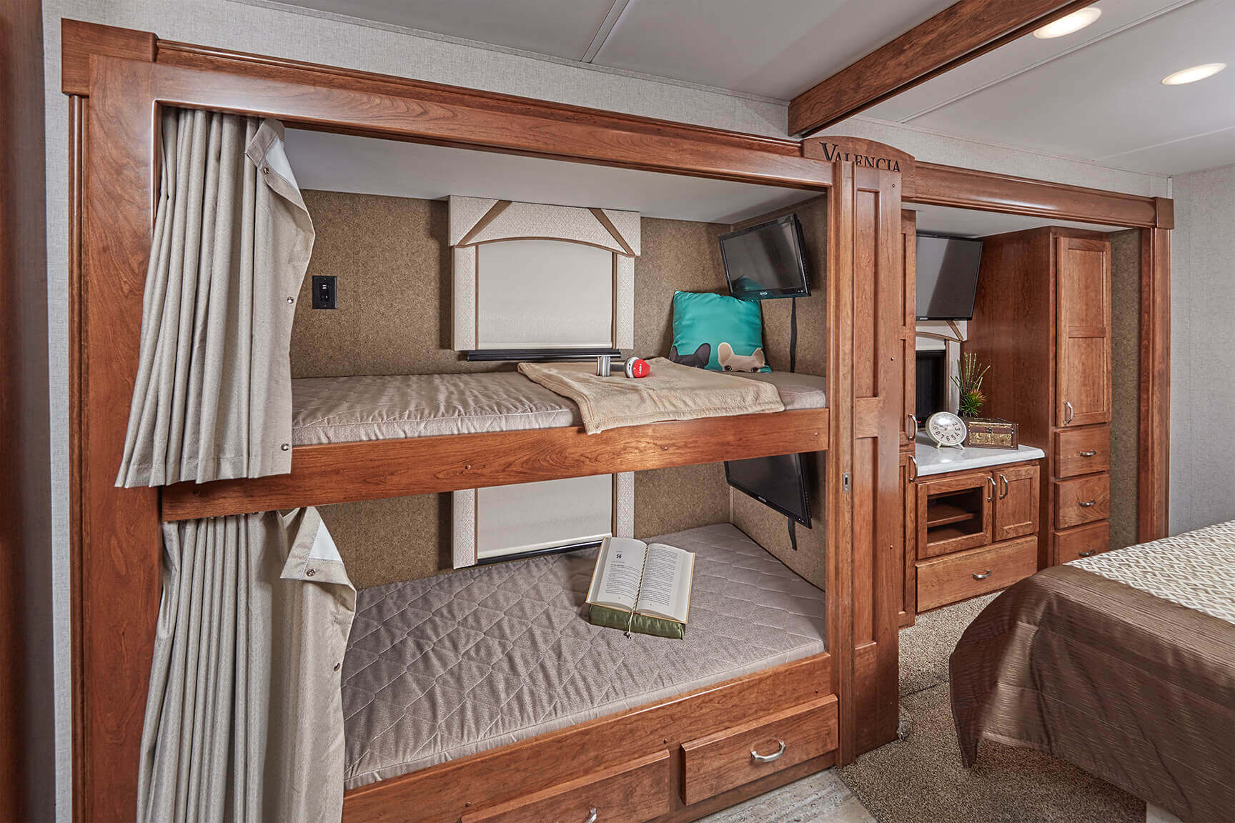 Extra Bunk Space
