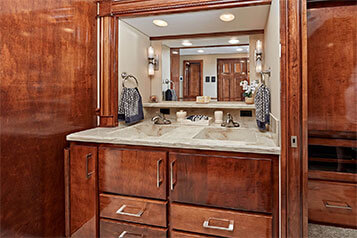 UNPARALLELED BATH SPACE