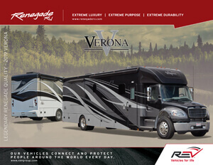 2019 Renegade Verona brochure thumb