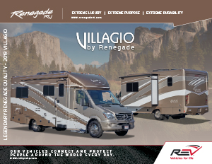 2019 Renegade Villagio brochure thumb