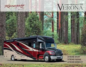 2020 Renegade Verona brochure thumb