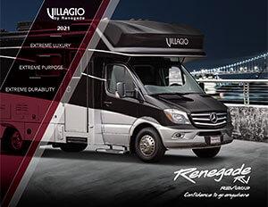 2021 Renegade Villagio brochure thumb