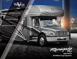 2021 Renegade Valencia brochure thumb