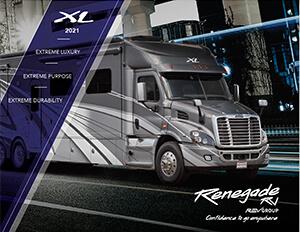 2021 Renegade XL brochure thumb
