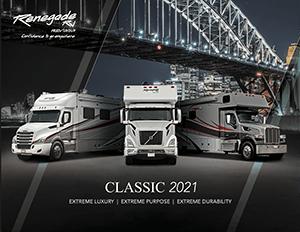 2021 Renegade Classic brochure thumb