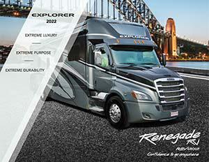 2022 Renegade Explorer brochure thumb
