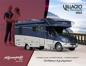 2022 Renegade Villagio brochure thumb